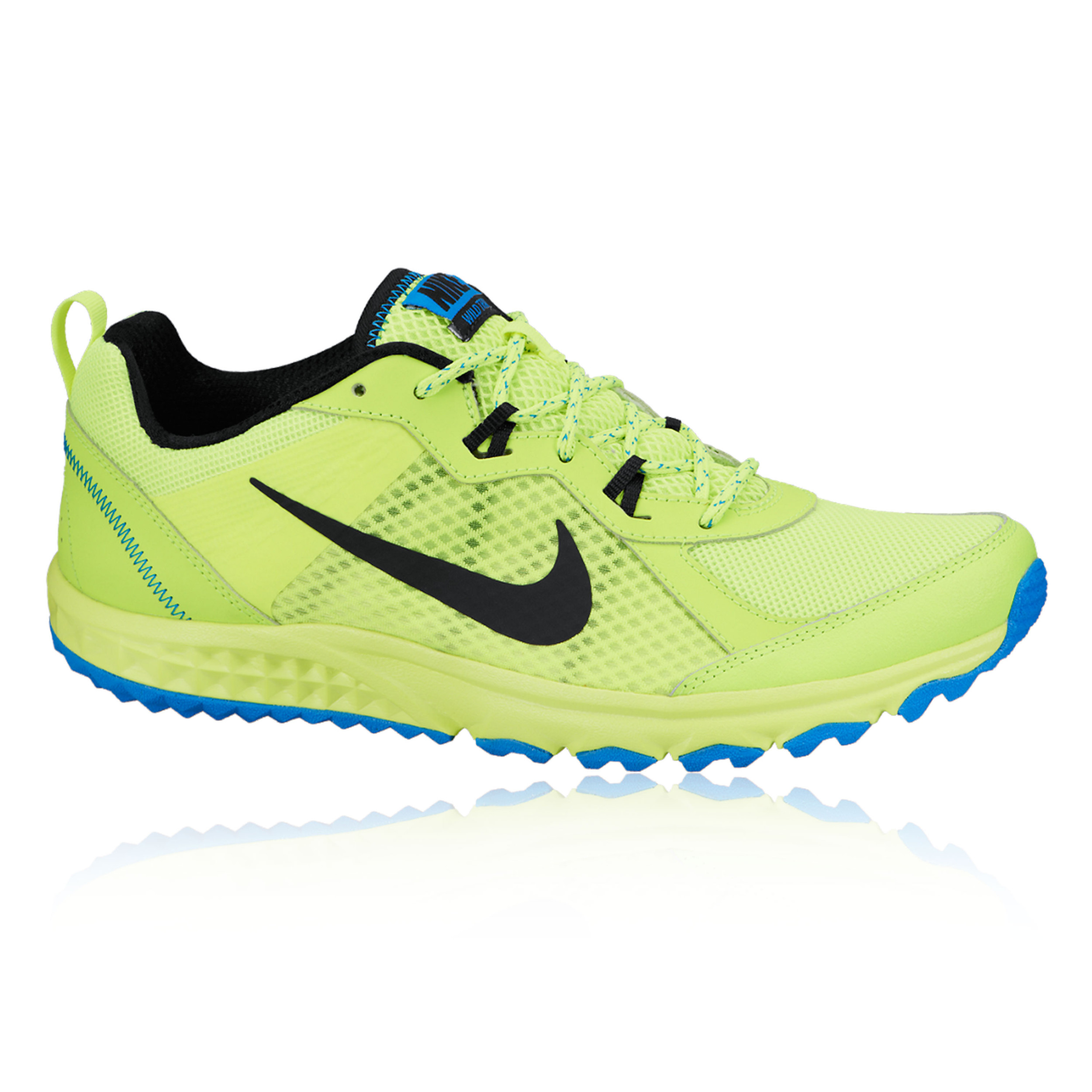 Awesome Nike Lunarfly+ 3 Trail - Womens Trail Running Shoes - Grey/Pink/Yellow Online | Sportitude