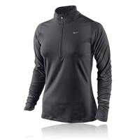 Nike Element Women's Half-Zip Long Sleeve Running Top - HO14