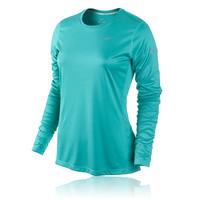Nike Miler Women's Long Sleeve Running Top - HO14