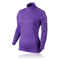 Nike Reflective Element Women's Half Zip Running Top - HO14