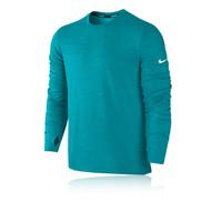 Nike Dri-Fit Wool Long Sleeve Running Top