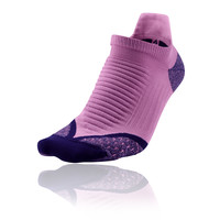 Nike Elite Cushion Anklet Tab Running Socks - HO14