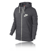 Nike Vintage Women's Full Zip Hooded Top - HO14