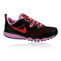Nike Lady Dual Fusion Trail Running Shoes - HO14