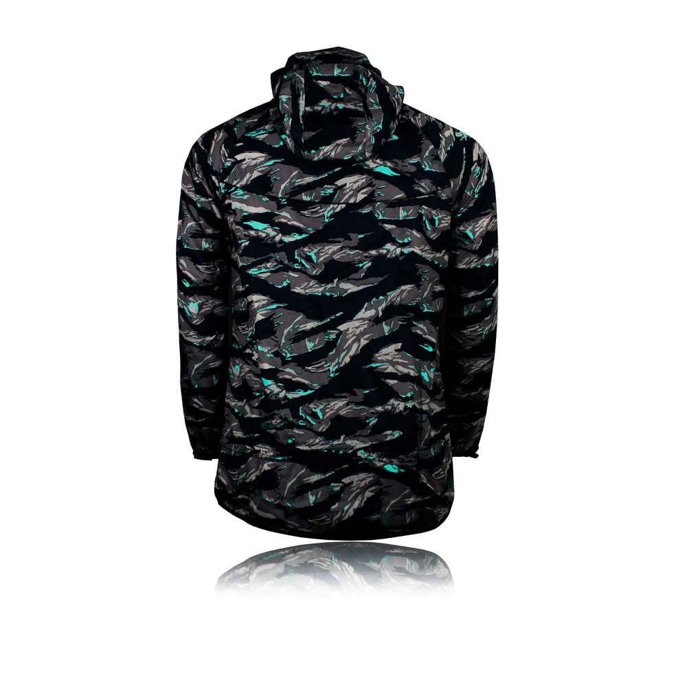 nike women 39 s packable camo running jacket. Black Bedroom Furniture Sets. Home Design Ideas