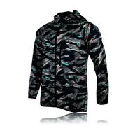 Nike Women's Packable Camo Running Jacket