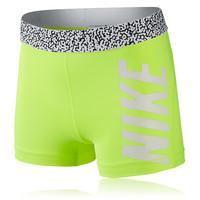 Nike Pro 3 Inch Mezzo Waistband Women's Training Shorts - HO14