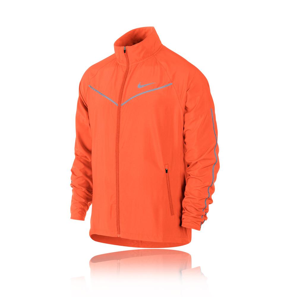 Nike hi viz running jacket for Hi viz running shirt