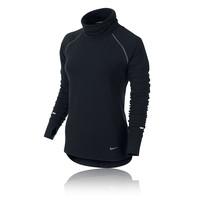 Nike Dri-Fit Sprint Fleece Pullover Women's Running Top - HO14
