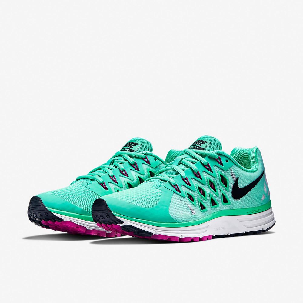 nike zoom vomero 9 s running shoes 40