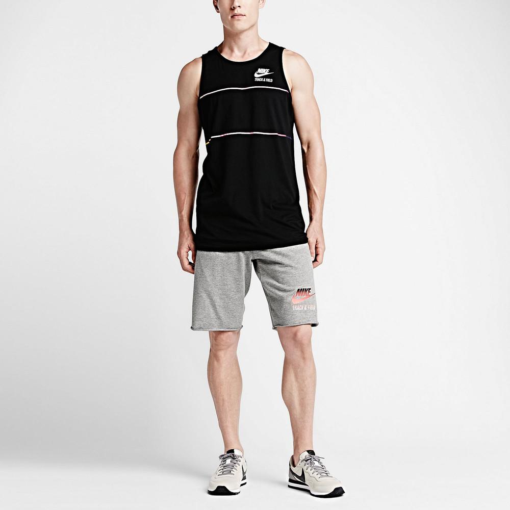 Nike Alumni RU NTF Running Shorts - SU15