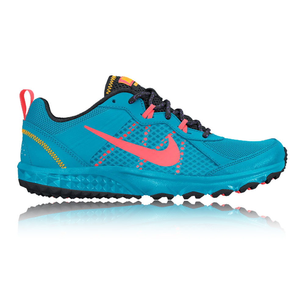 Lastest Nike Womens Flex Trail 2 - Womens Running Shoes - Hyper Cobalt-Hyper Pink-Deep Royal Blue