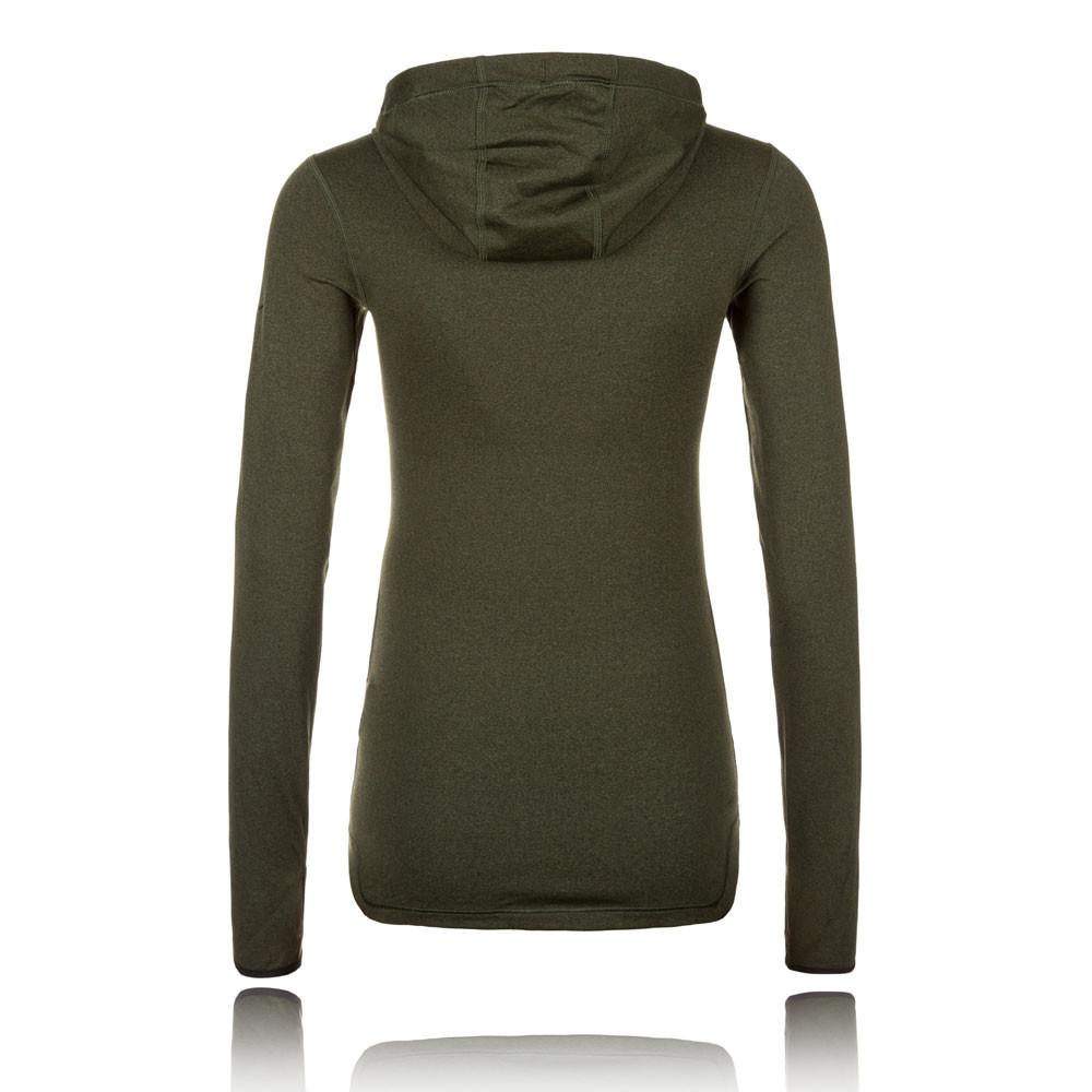 Nike Pro Hyperwarm Women 39 S Long Sleeve Hooded Top Fa15