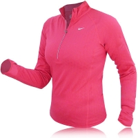 Nike Lady Chamois Half Zip Running Top