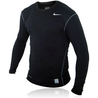 Nike Pro Junior Core Long Sleeve Compression Running Top