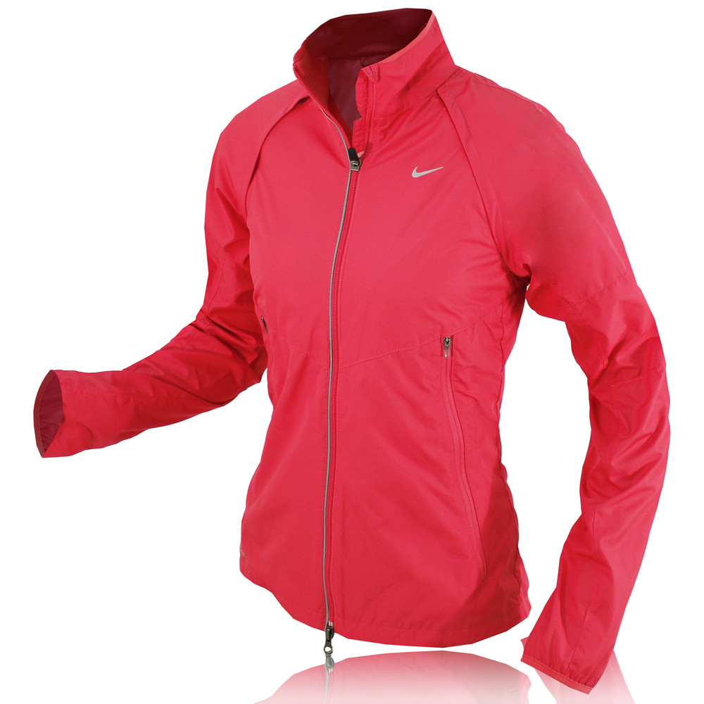 ladies nike waterproof running jacket | Spin Creative