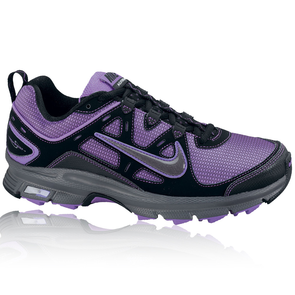 Nike Lady Air Alvord 9 Water Shield Trail Running Shoes