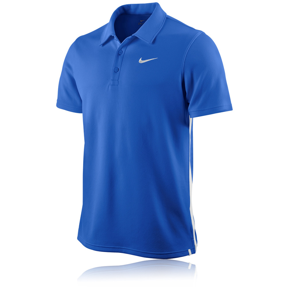 Nike Tennis Polo Shirt Sleeve Tennis Polo T-shirt