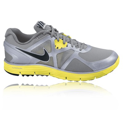 Nike Lady Lunarglide+ 3 Shield Running Shoes