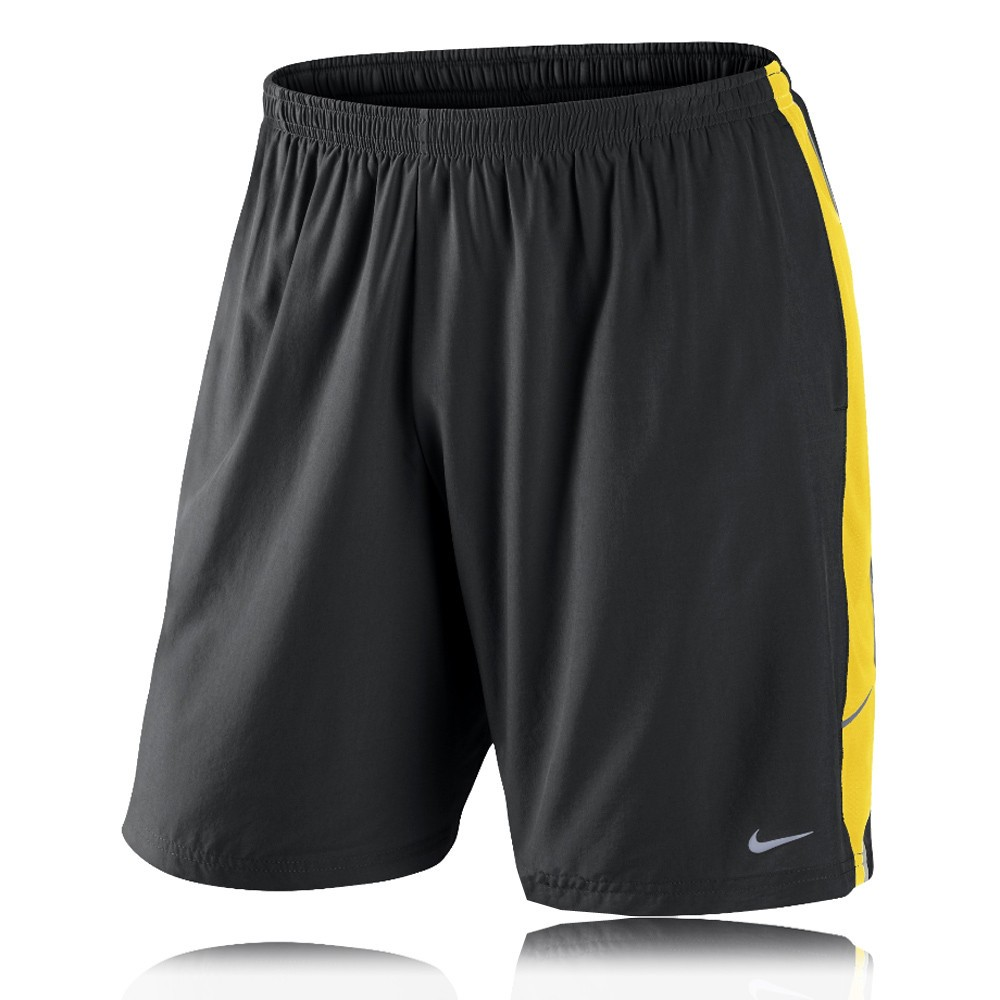 nike men's 9 inch running shorts