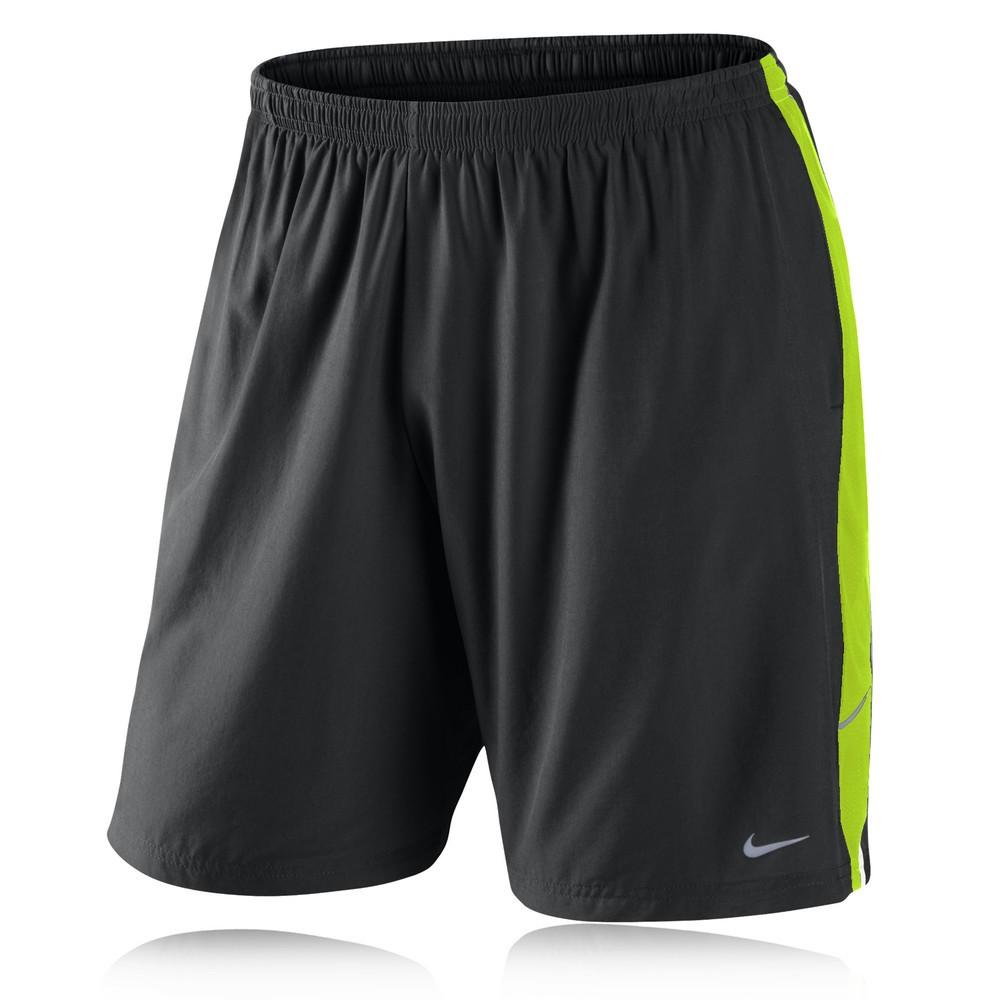 nike 9 inch dri fit running shorts. Black Bedroom Furniture Sets. Home Design Ideas