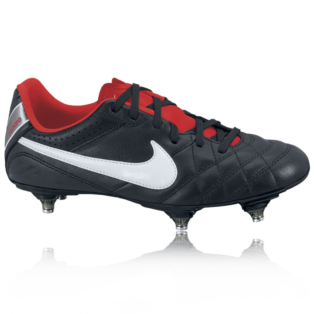 Nike Junior Tiempo Natural IV Soft Ground Football Boots