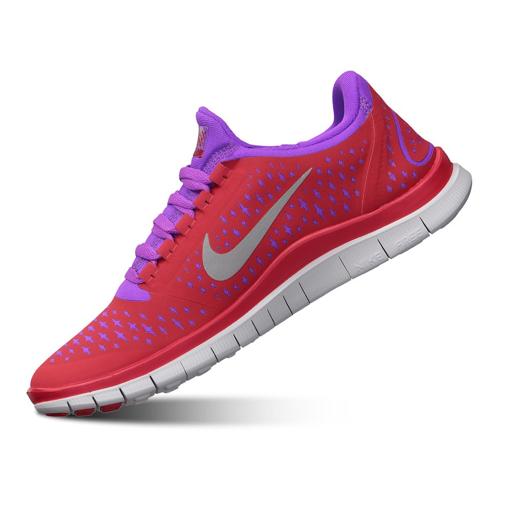 Nike Lady Free 3.0 V4 Running Shoes