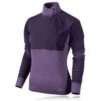 Nike Sphere Dry Women's Half-Zip Long Sleeve Running Top