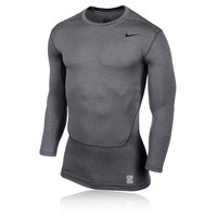 Nike Pro Core 2.0 Long Sleeve Compression Running Top - SP14