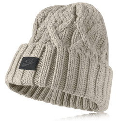 Nike Chunky Cable Knitted Beanie