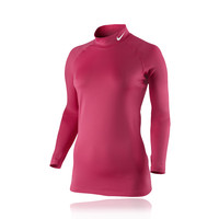 Nike Lady Pro Hyperwarm Long Sleeve Mock Top