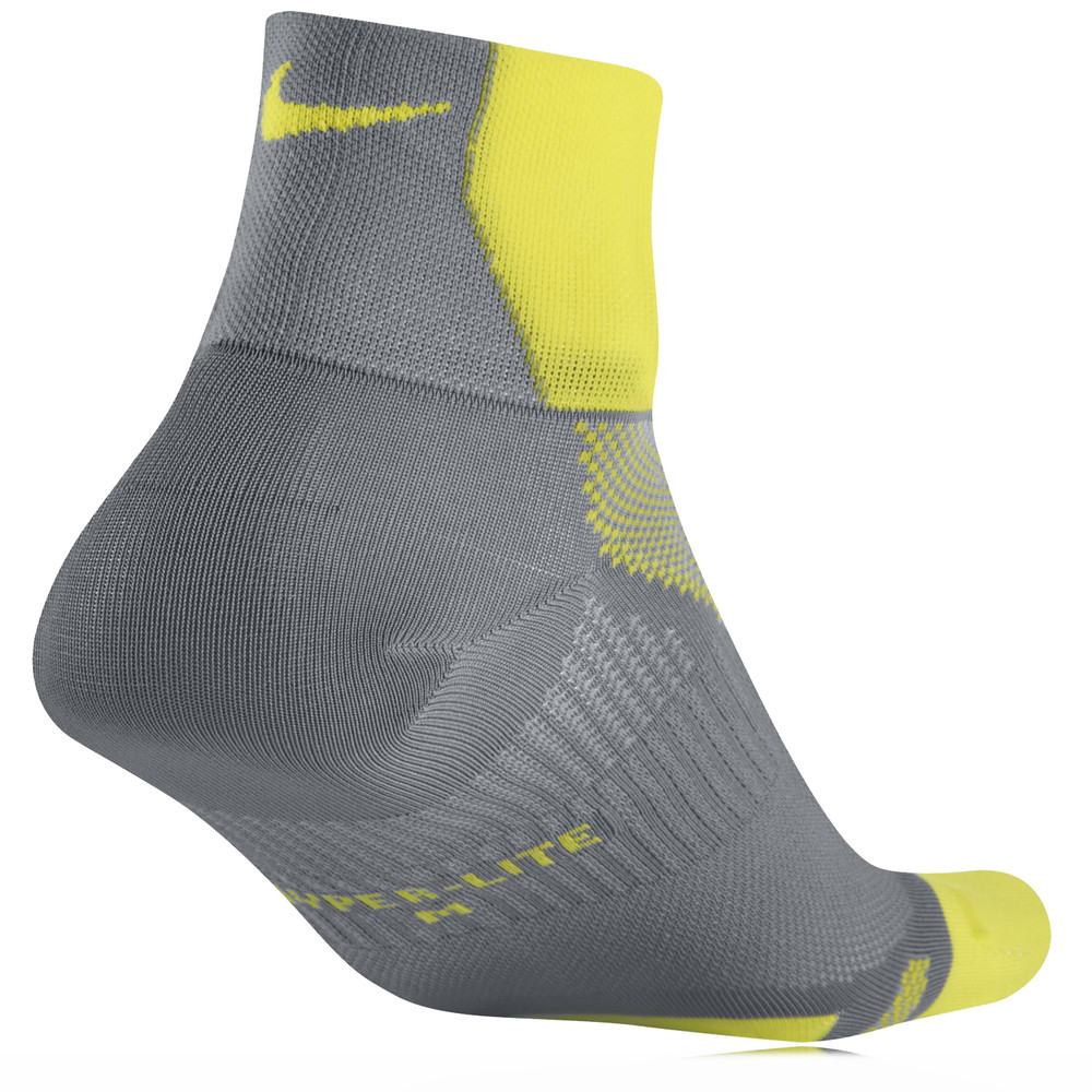 Nike Elite Hyperlite Quarter Socks
