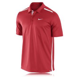 Nike N.E.T UV Short Sleeve Tennis Polo TShirt