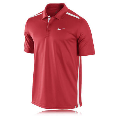 Nike N.E.T UV Short Sleeve Tennis Polo T-Shirt picture 1
