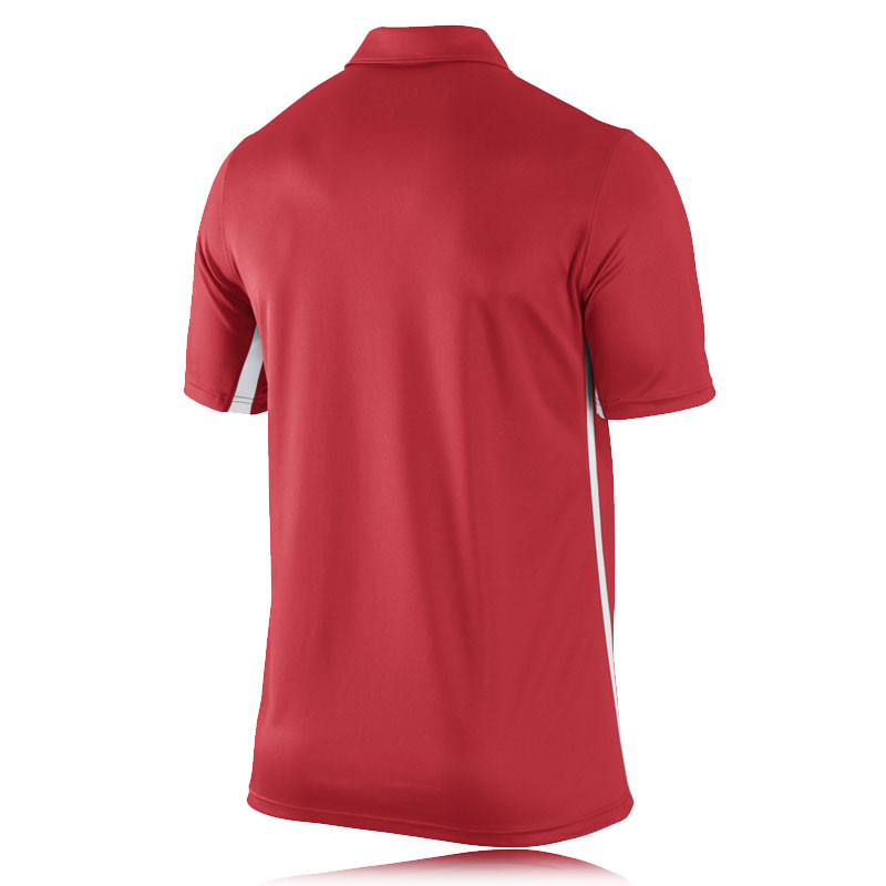 Nike N.E.T UV Short Sleeve Tennis Polo T-Shirt