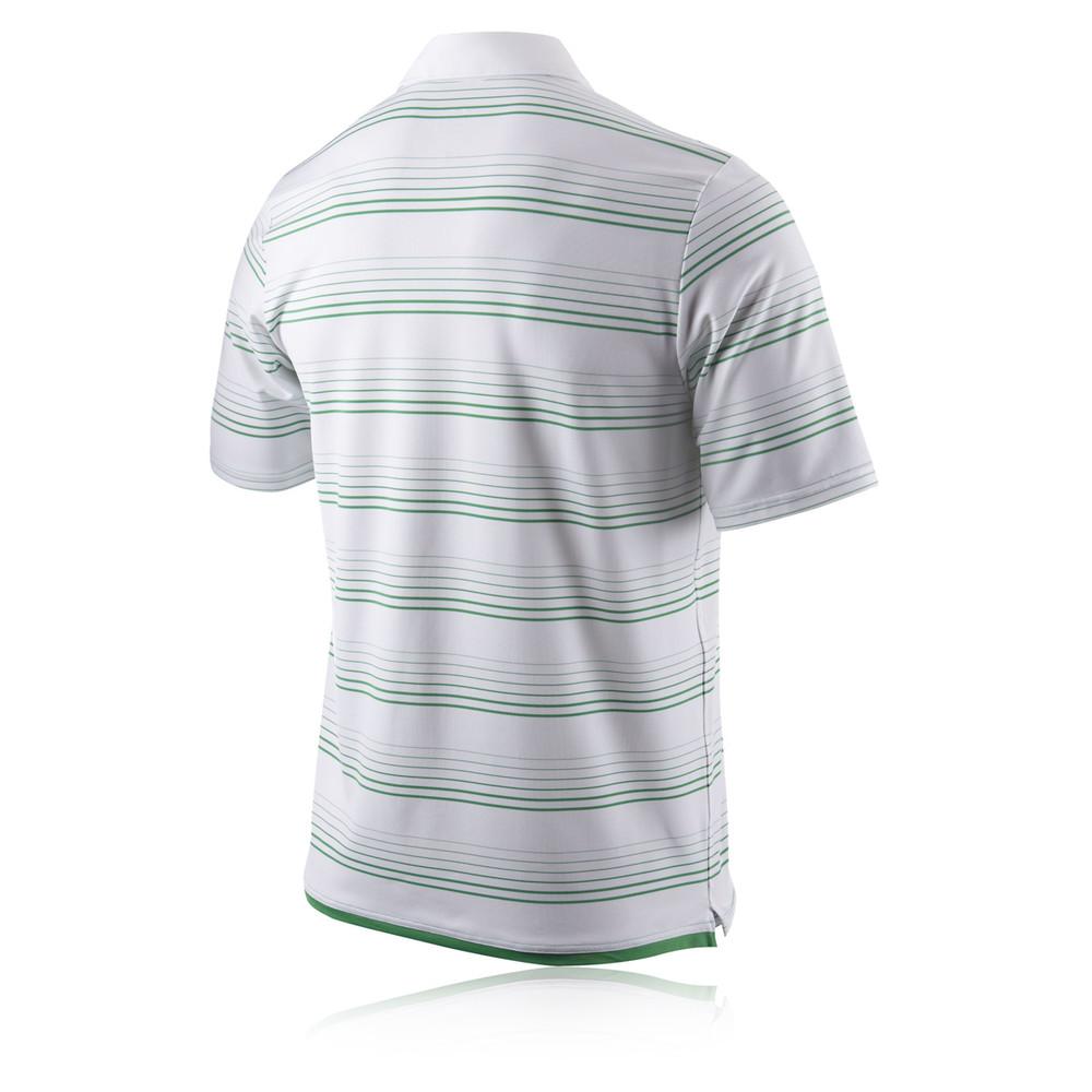 Nike Match Statement Stripe UV Polo T-Shirt