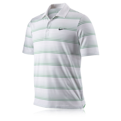 Nike Match Statement Stripe UV Polo T-Shirt picture 1