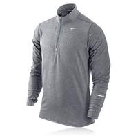 Nike Element Half-Zip Long Sleeve Running Top