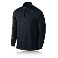 Nike Racer Half-Zip Long Sleeve Running Top