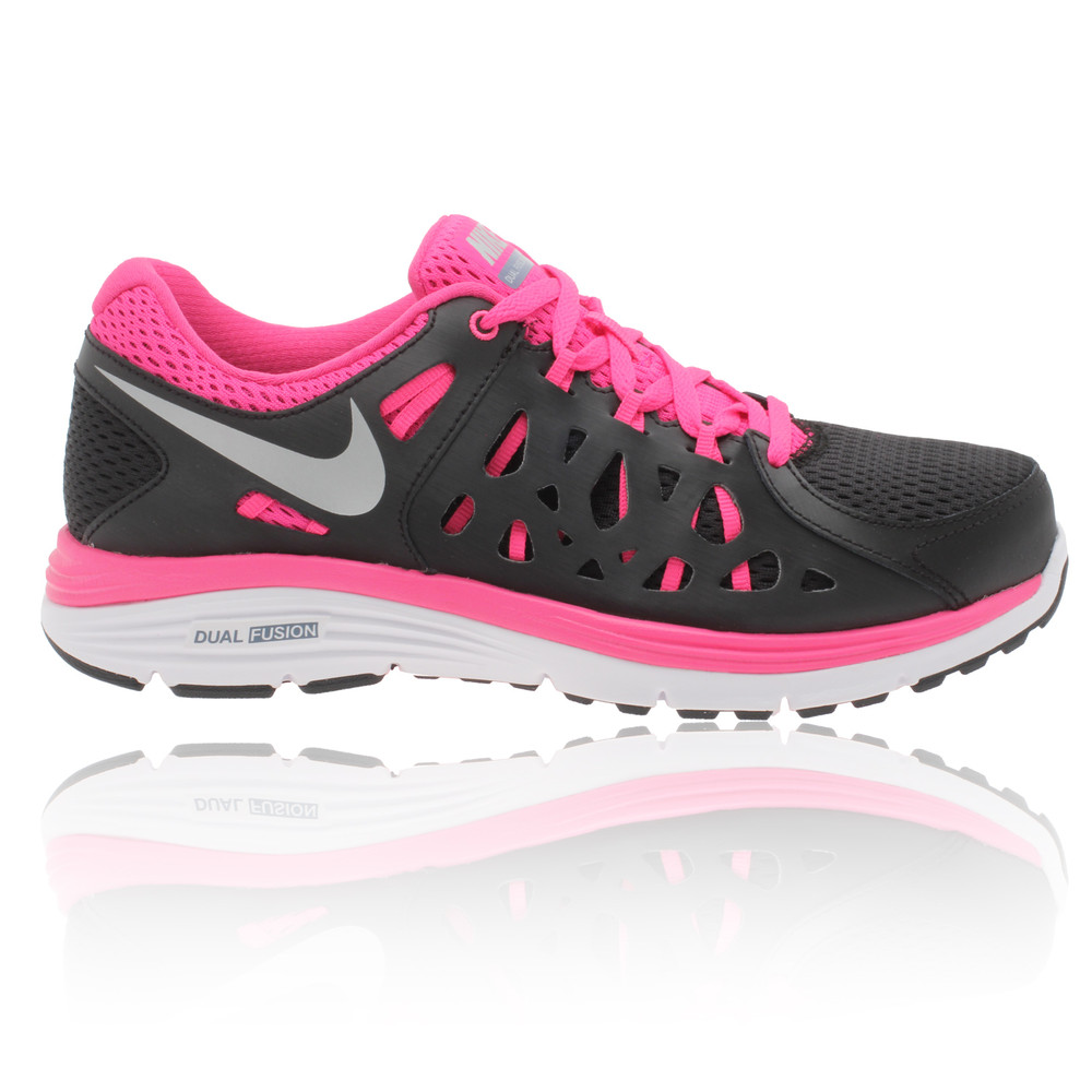 nike dual fusion run 2 s running shoes 38