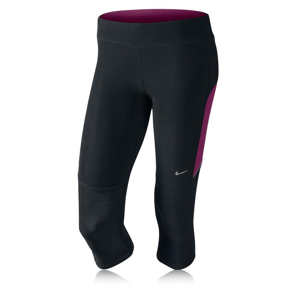 Nike Filament Women's Capri Running Tights | SportsShoes.com