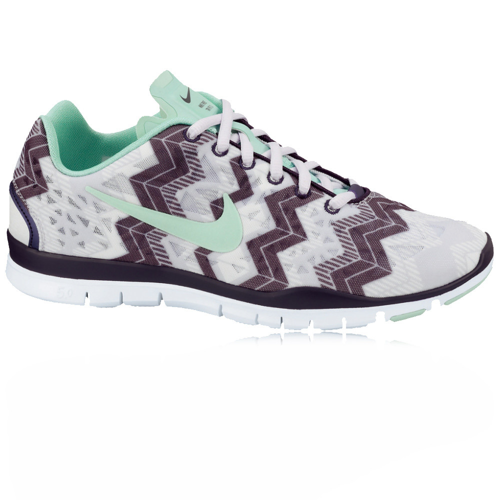 Nike Free TR Fit 3 Women's Printed Cross Training Shoes