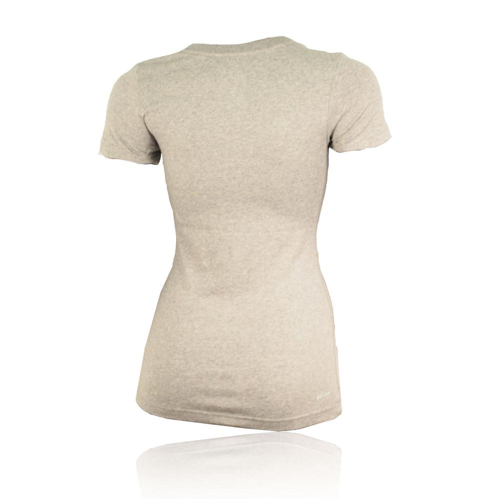 Nike women 39 s regio graphic dri fit cotton t shirt for Nike dri fit t shirt ladies