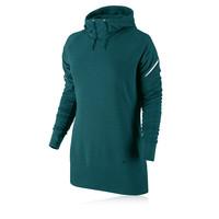 Nike Dri-Fit Wool Women's Long Sleeve Hooded Top - SP14