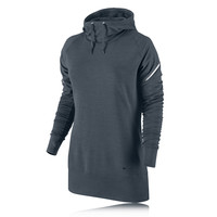 Nike Dri-Fit Women's Wool Hooded Running Top - SP14