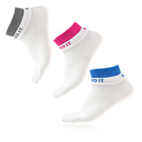 Nike 3 Pack Lightweight Women's Anklet Running Socks