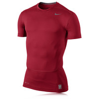 Nike Pro Core Compression 2.0 Short Sleeve Running T-Shirt