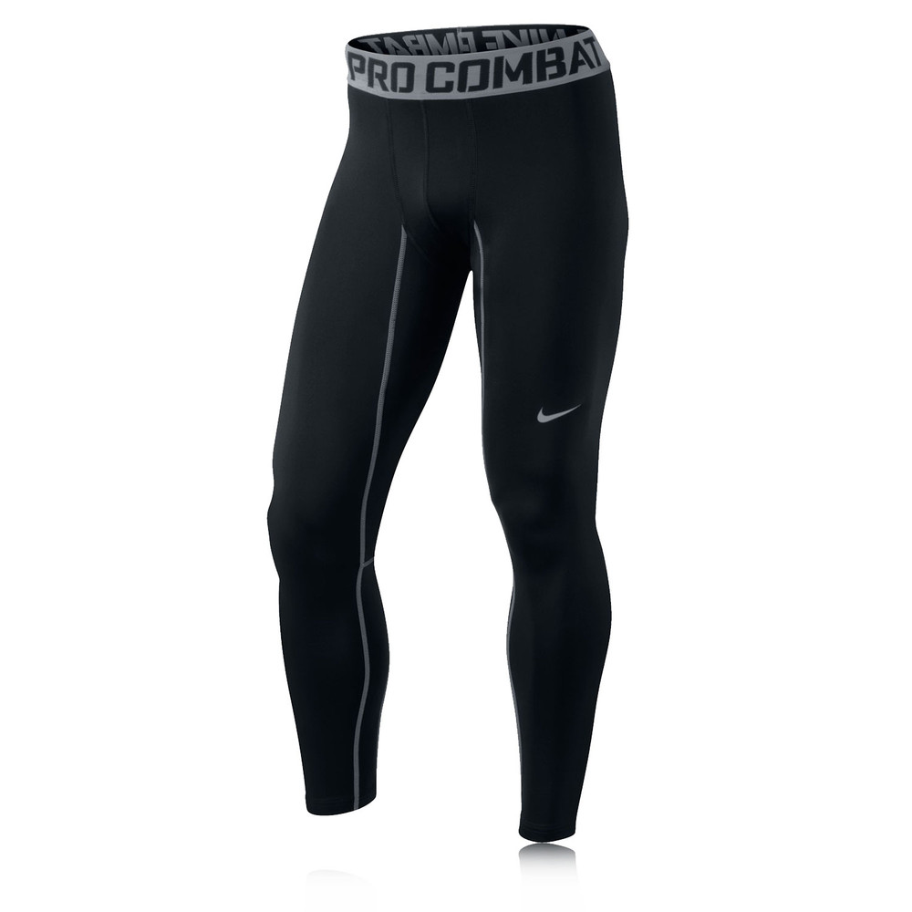 nike pro hyperwarm compression 2 0 running tights picture 1. Black Bedroom Furniture Sets. Home Design Ideas