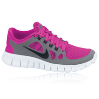 Nike Free 5.0 Junior Running Shoes