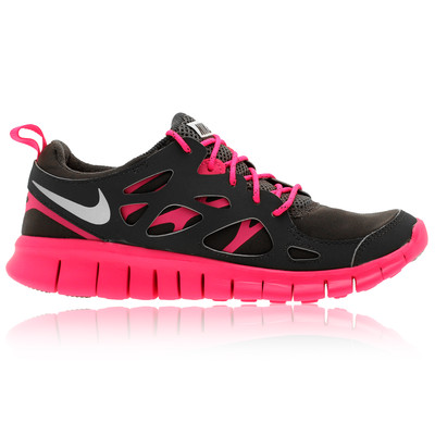 Nike Free Run 2.0 (GS) Junior Running Shoes picture 1